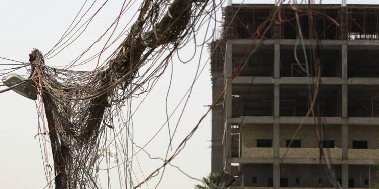 Acculé, l'Irak veut redessiner ses circuits électriques