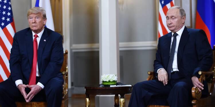 """G20: la rencontre Trump-Poutine toujours en """"préparation"""""""