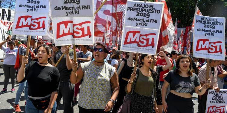 """Contre le G20, """"une mobilisation pacifique et massive"""""""