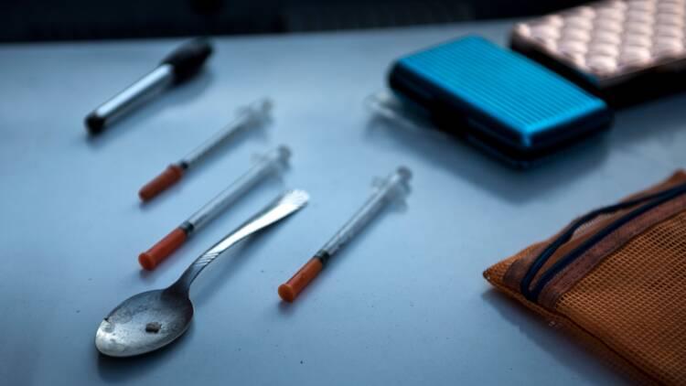 Overdoses et suicides font encore baisser l'espérance de vie aux Etats-Unis