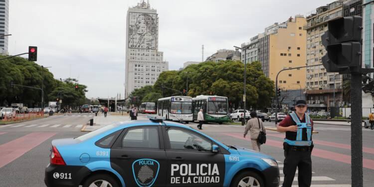 Le G20 dans un camp retranché à Buenos Aires