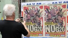 L'Argentine reçoit le G20 en pleine crise économique