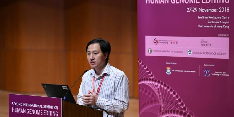Bébés soi-disant génétiquement modifiés: condamnation des experts réunis à Hong Kong