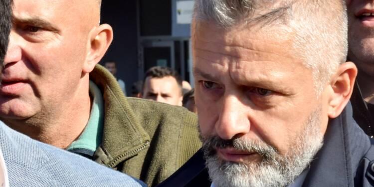 """Bosnie: Oric, le """"défenseur de Srebrenica"""", acquitté de crimes de guerre"""