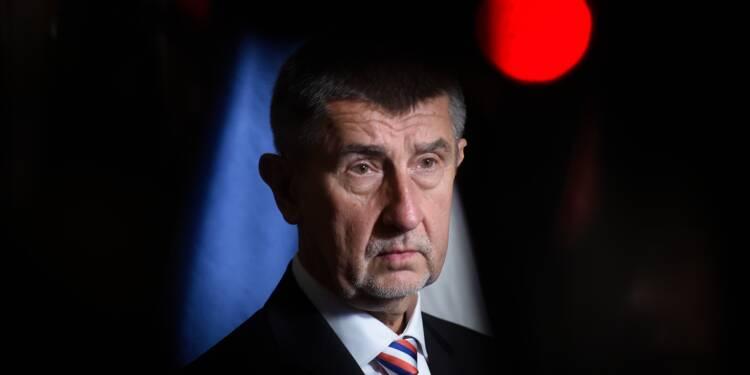 """Le PM tchèque accusé de """"conflit d'intérêt"""" dans un rapport confidentiel de l'UE"""