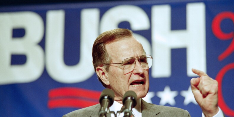 Décès à 94 ans de l'ex-président américain George Bush
