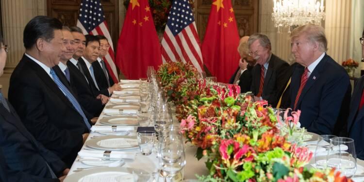Chine - Etats-Unis : un accord, mais qui ne change pas grand chose