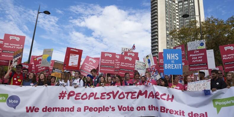 Brexit : le timing d'un second référendum de plus en plus serré