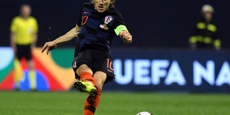 Ballon d'Or: les champions du monde encore doublés par Modric ?