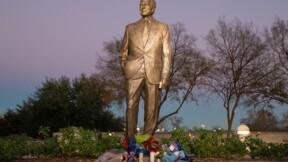 Le cercueil de George H. W.Bush transféré à Washington avant une semaine d'hommages