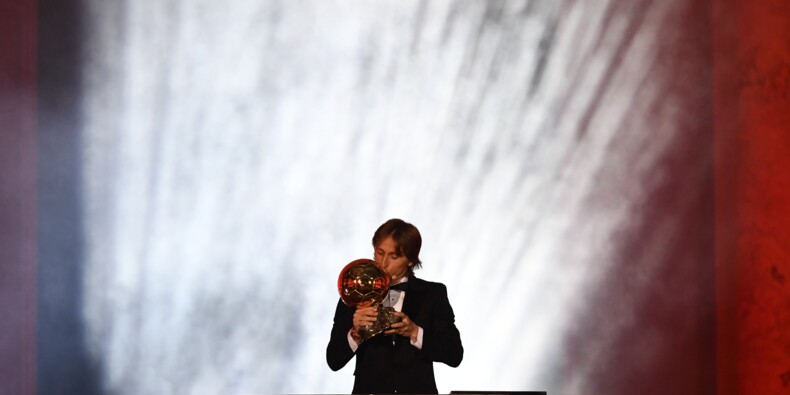 Ballon d'Or: Modric met fin au règne de Messi et Ronaldo aux dépens des Bleus