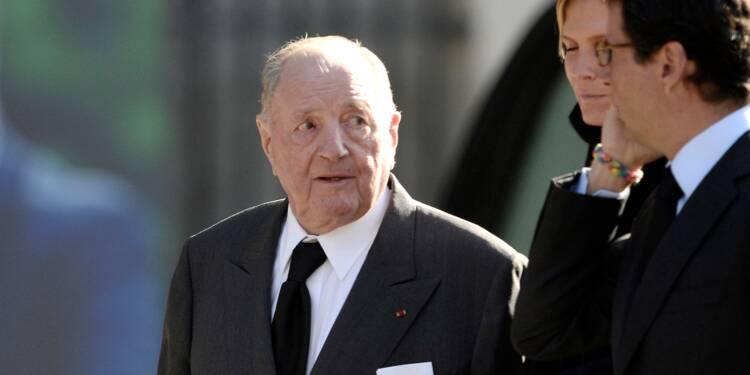 Décès de l'homme d'affaires belge Albert Frère, hommages de figures du CAC 40