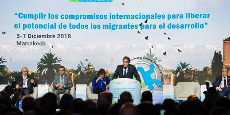 Le Pacte sur les Migrations adopté lundi au Maroc malgré les défections