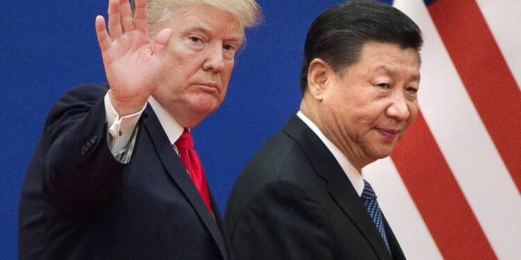 """Les négociations commerciales Washington-Pékin """"se passent très bien"""""""