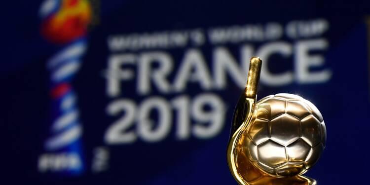 """Mondial-2019: tirage """"relevé"""" pour les Bleues"""