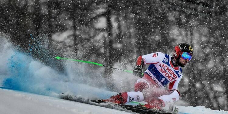 Ski alpin - Géant de Val d'Isère: Hirscher, la 60e mugissante