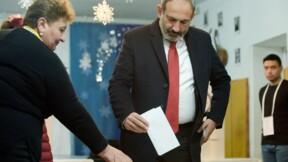 L'Arménie a voté aux législatives anticipées censées renforcer le pouvoir de Pachinian