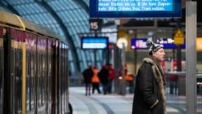 Allemagne: une grève des cheminots perturbe le trafic ferroviaire