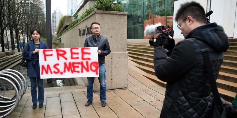 La dirigeante de Huawei plaide pour sa remise en liberté, l'audience reprendra mardi