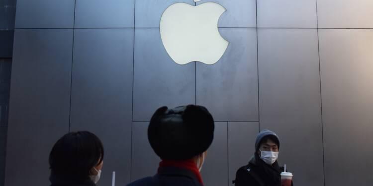 Apple: les iPhone toujours commercialisés en Chine malgré l'interdiction d'un tribunal