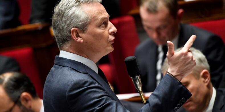 Numérique : la France perd patience et taxera les Gafa dès janvier