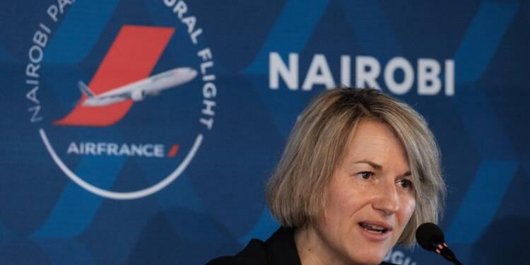 Une femme nommée pour la première fois à la tête d'Air France
