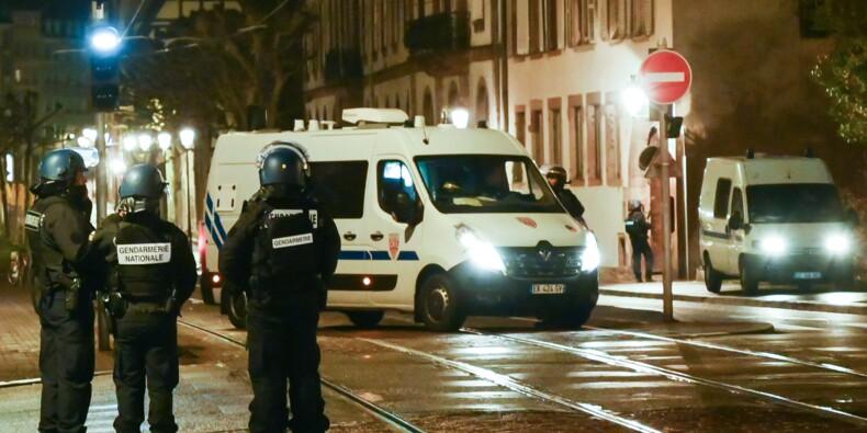 Strasbourg: le tireur est un radicalisé au lourd passé judiciaire