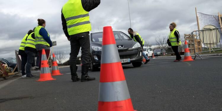 """Un """"gilet jaune"""" tué après avoir été percuté par un camion à Avignon"""