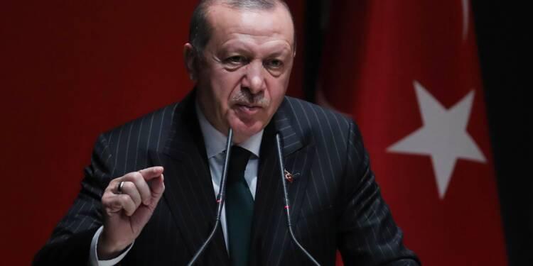 Syrie: Erdogan annonce une offensive imminente contre les milices kurdes