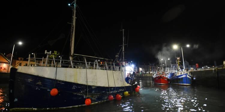La tempête Brexit inquiète des pêcheurs écossais heureux de sortir de l'UE