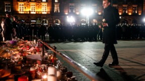 Macron au chevet de Strasbourg, où le bilan s'alourdit