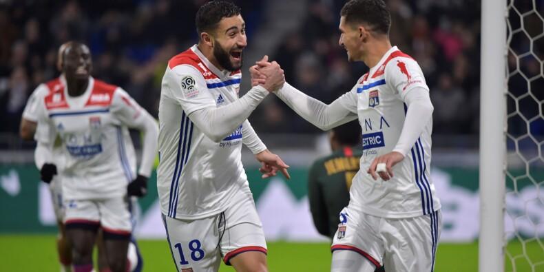 Ligue 1: Lyon enfonce Monaco, Lille signe un joli coup à Nîmes