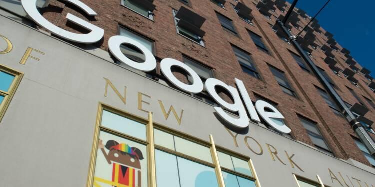 """Google investit un milliard de dollars dans un nouveau """"campus"""" à New York"""