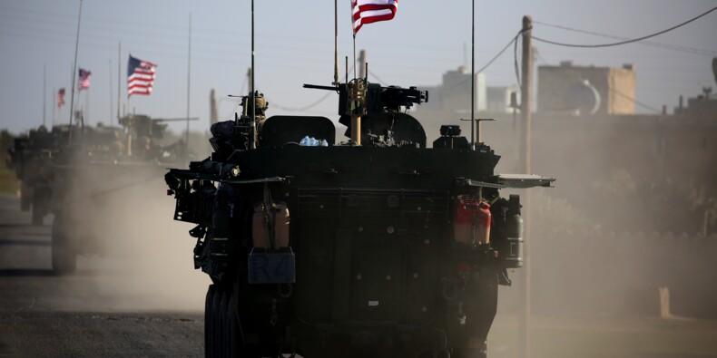 Trump décide, seul, de retirer les troupes américaines de Syrie