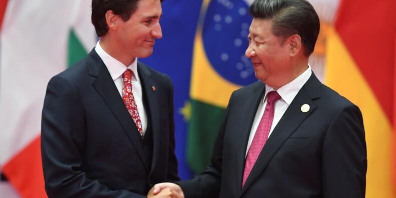 Un troisième Canadien arrêté en Chine, Ottawa temporise