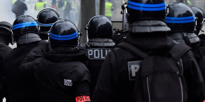 Castaner revalorise les salaires des policiers après une journée de protestation