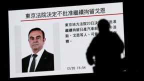 Carlos Ghosn: le tribunal désavoue le parquet, possible libération sous caution