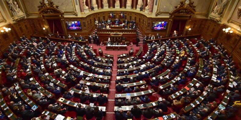 """""""Gilets jaunes"""": feu vert du Parlement aux mesures d'urgence"""