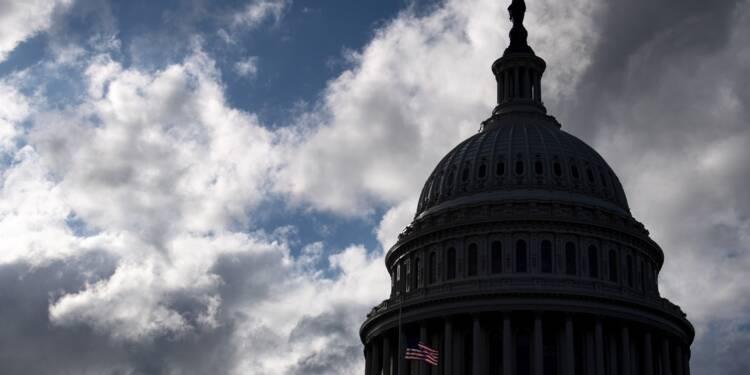 """USA: """"shutdown"""" assuré après la levée de séance au Congrès sans compromis budgétaire"""