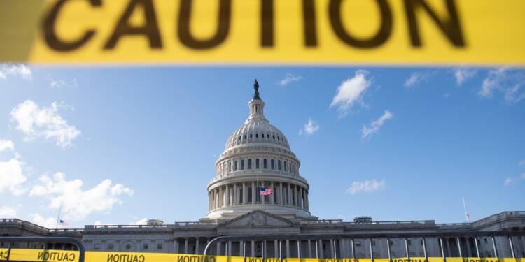 """Les Etats-Unis sont entrés en période de """"shutdown"""""""