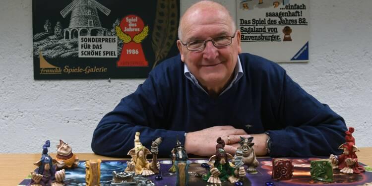 Tom Werneck, l'indéfectible gourou allemand du jeu de société