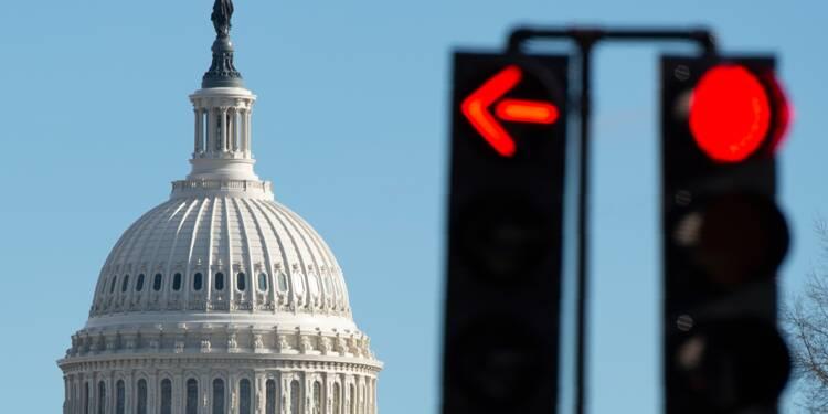 """Les Etats-Unis se préparent à un long """"shutdown"""""""