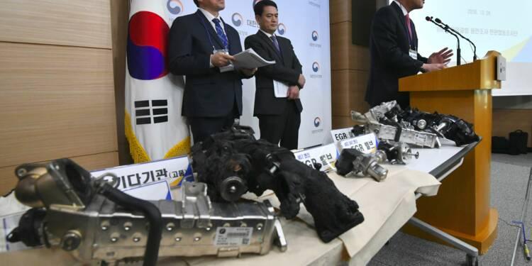 Voitures en feu: Séoul inflige 10 millions de dollars d'amende à BMW