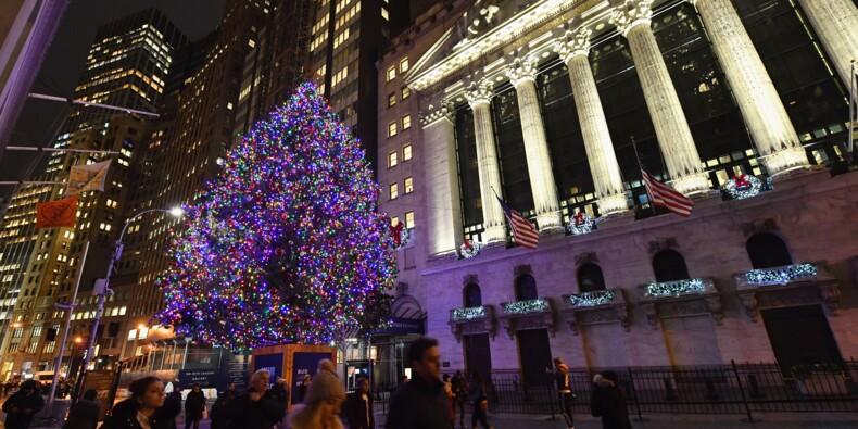 Wall Street, aidée par le pétrole, finit en hausse