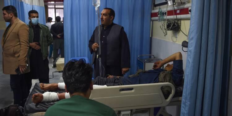 Kaboul: l'attaque d'un complexe gouvernemental fait au moins 43 morts
