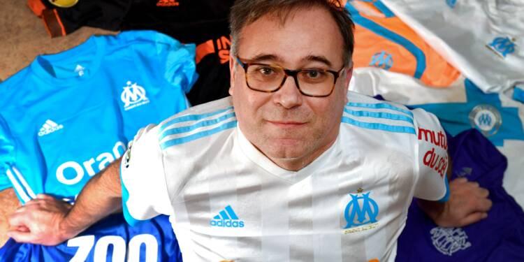 Gilles Castagno, le Grand Archiviste de l'Olympique de Marseille
