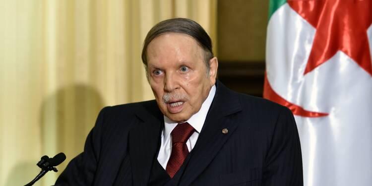 Algérie: le président Bouteflika signe le dernier budget de son 4e mandat