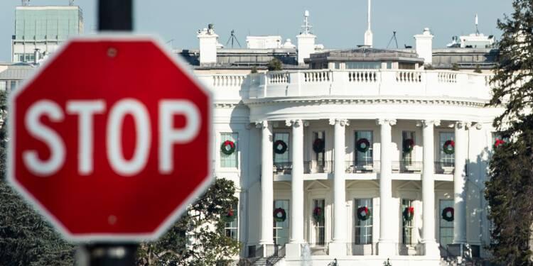 Shutdown : pas d'accord, les Etats-Unis s'enfoncent dans la crise