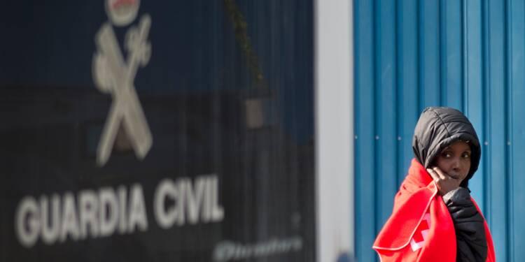 Plus de 300 migrants secourus en mer par une ONG sur le sol espagnol