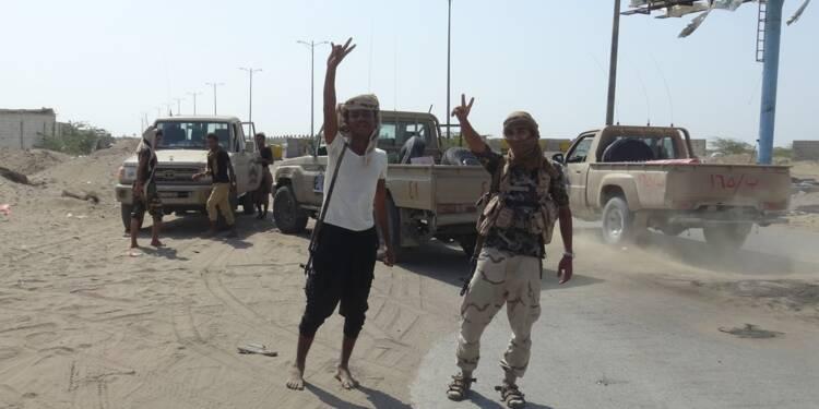 Yémen: début du retrait des rebelles Houthis du port de Hodeida
